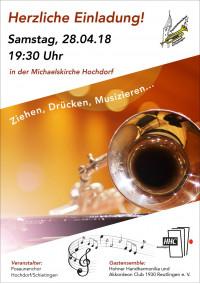 PC Konzert Flyer